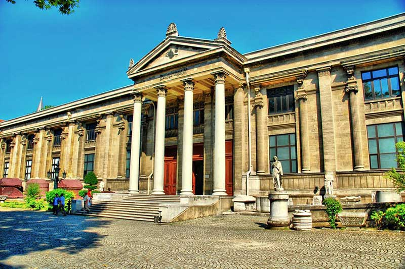 Istanbul Archaeological Museum 01